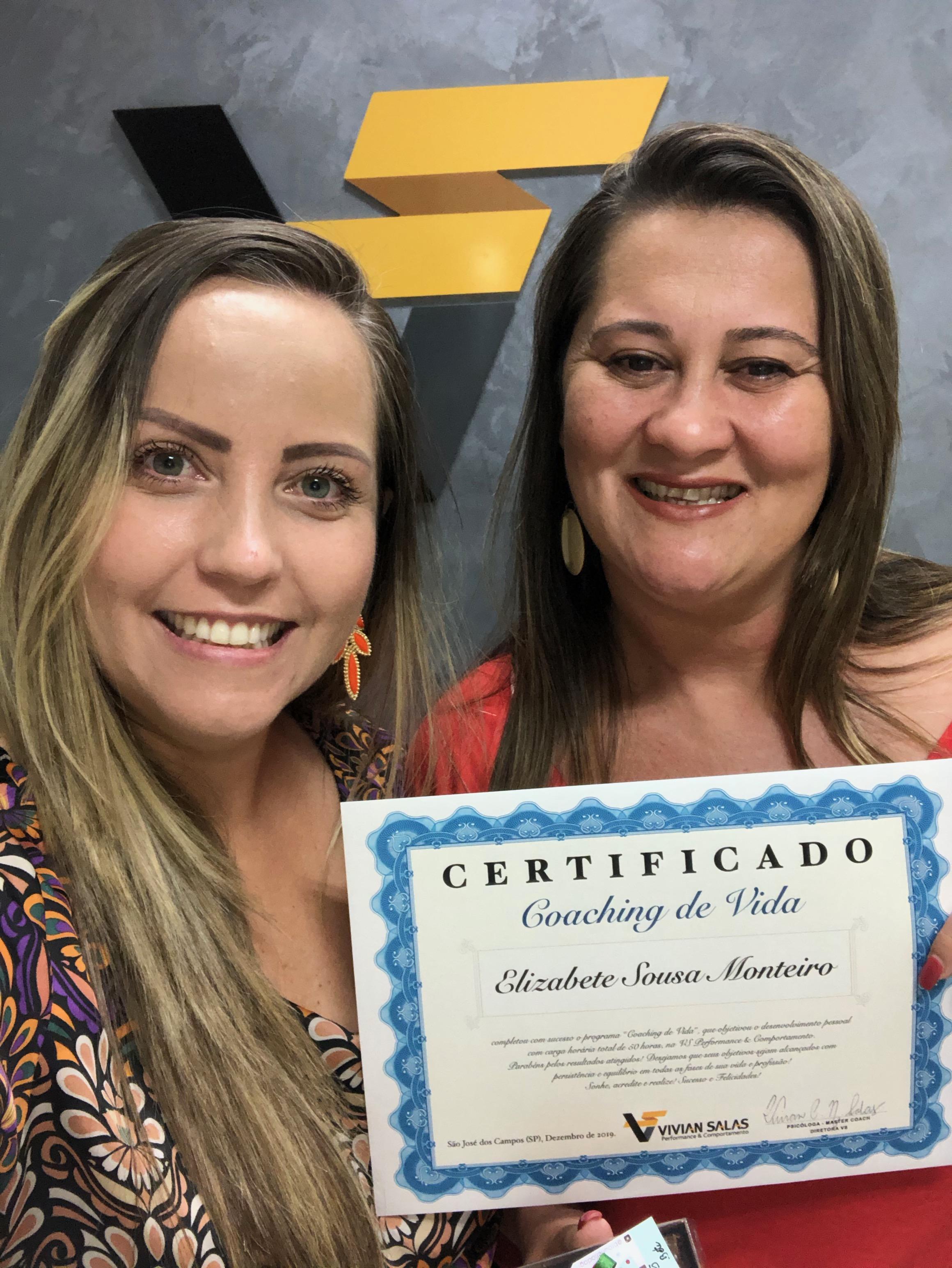 Elizabete Monteiro   Coaching de Vida