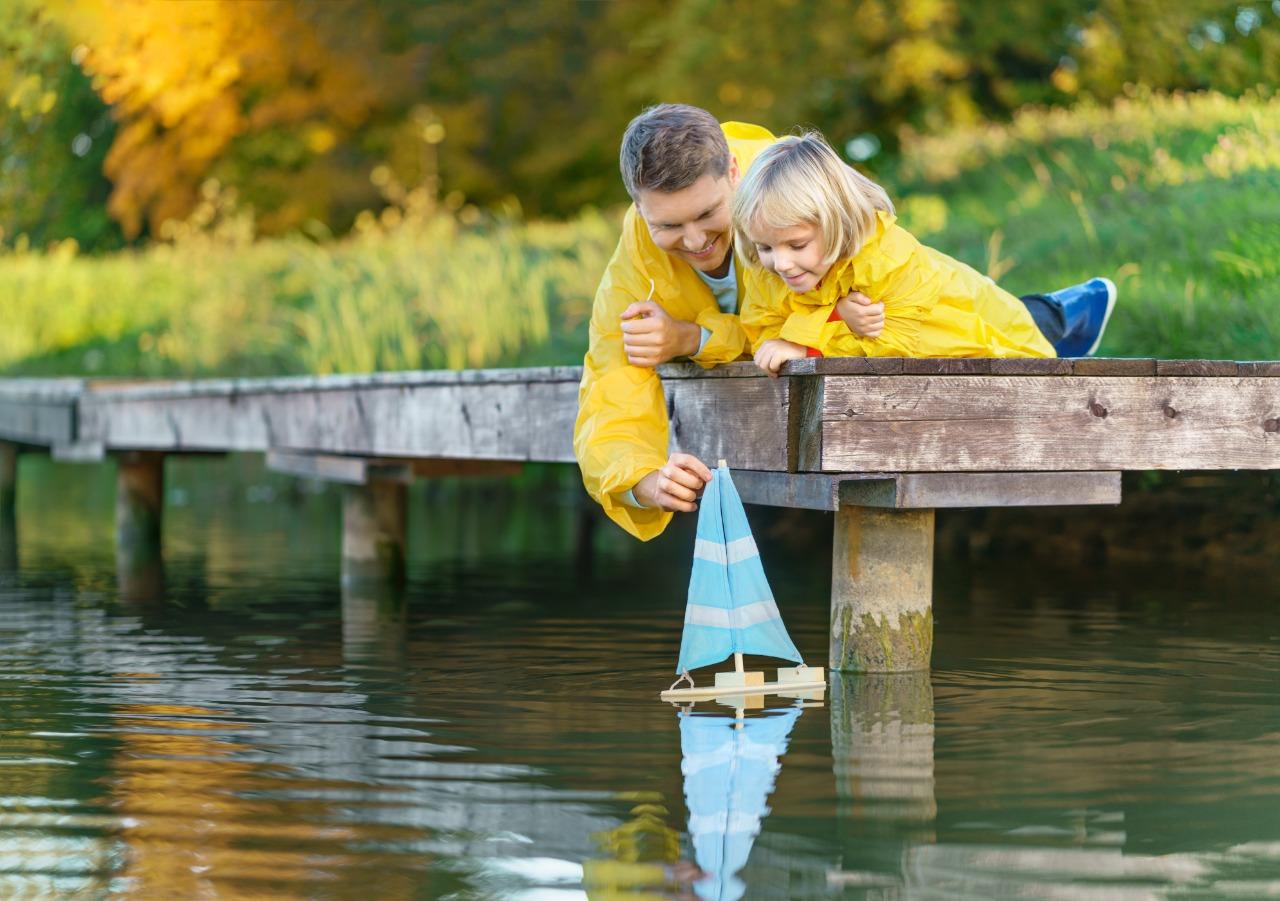 Pais com autoconhecimento lidam melhor com seus filhos
